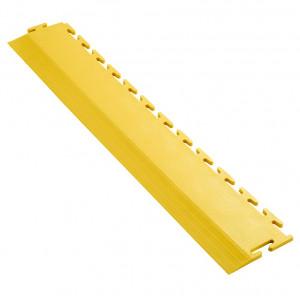 Oplooprand recht geel